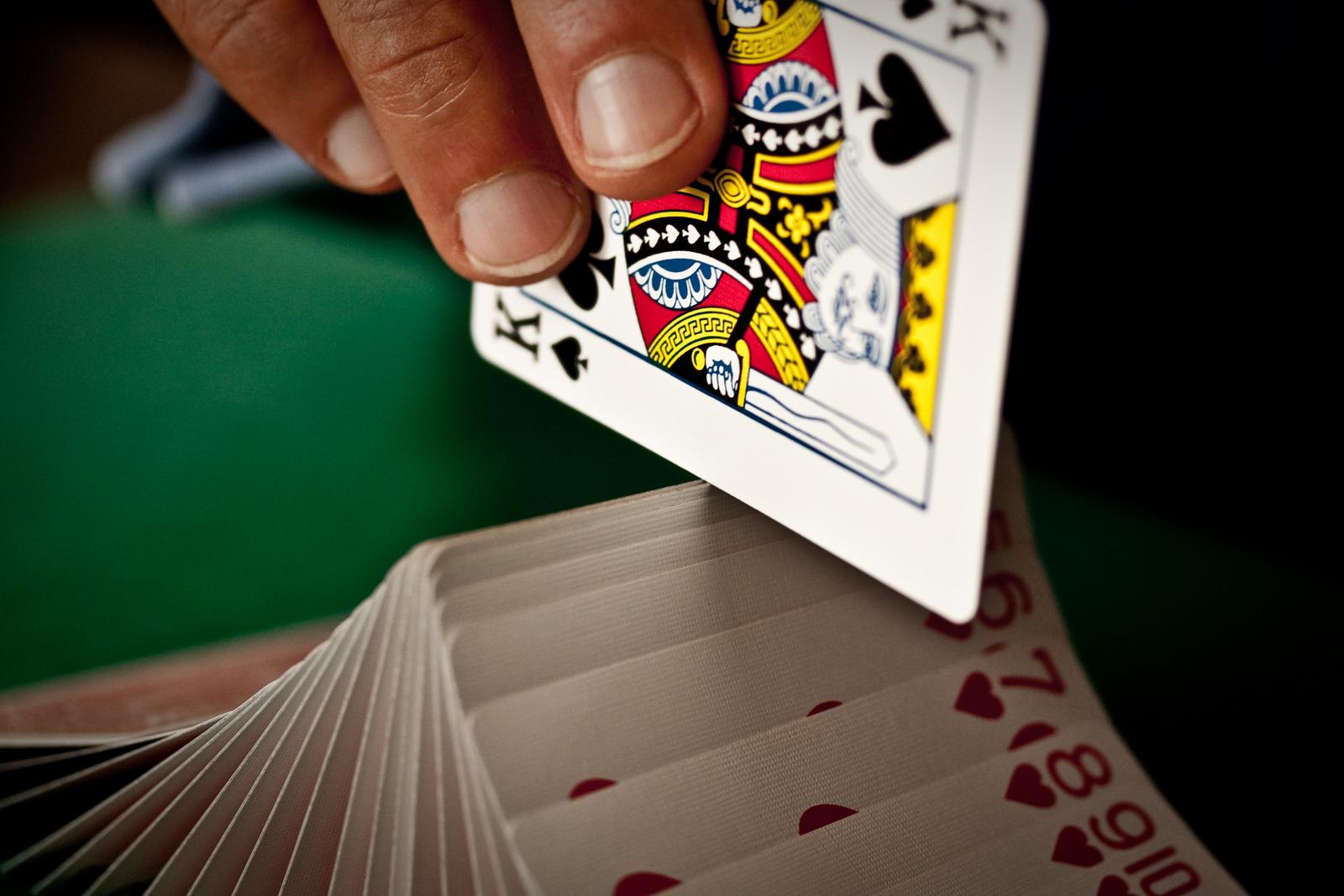 Cape Town Magician – Card Spread